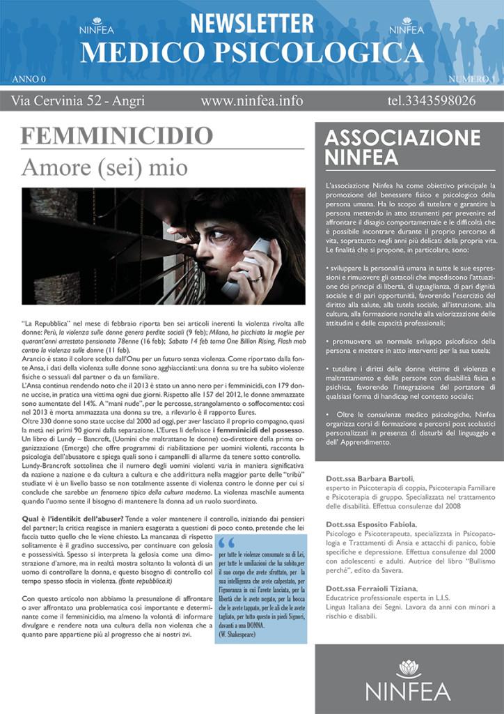 Newsletter apr-mag 2015